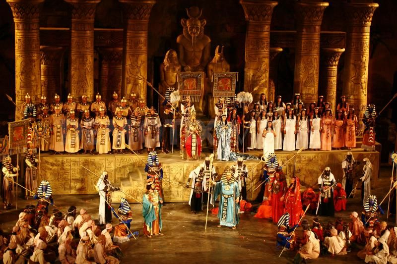 Aspendos Internatinal Opera And Ballet Festival